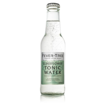 Fever Tree Elderflower/Holunderblüte Ton..