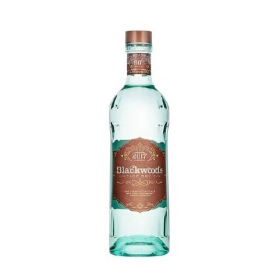 Blackwood Vintage Dry Gin 70 cl brown