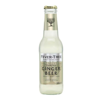 Fever-Tree Ginger Beer 6x4x20 cl
