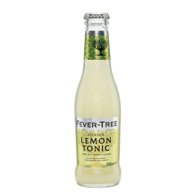 Fever-Tree Sicilian Lemon Tonic 6x4x20 cl