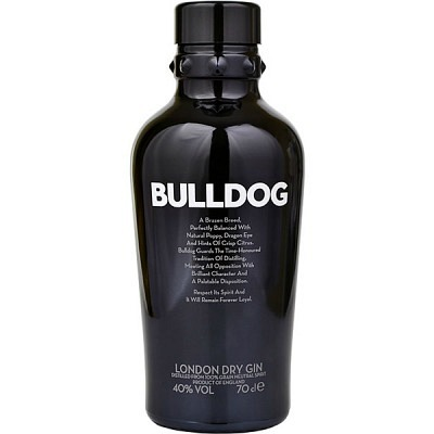 Bulldog Gin Company 70 cl