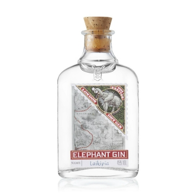 Elephant Londen Dry Gin 50 cl