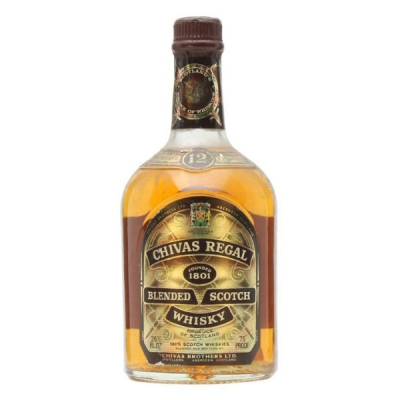 Chivas Regal Blendet Scotsch Whisky
