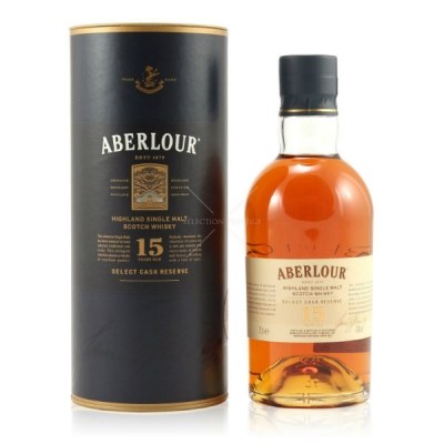 Aberlour Single Malt Select Cask Reserve