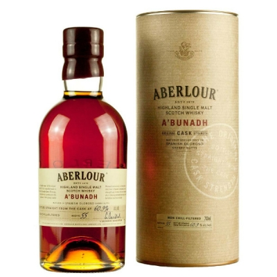 Aberlour Single A'Bunadh Cask Strength