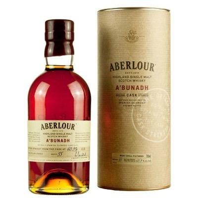 Aberlour Single A'Bunadh Cask Strength