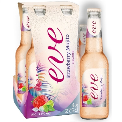EVE Strawberry Mojito EW 27.5 cl