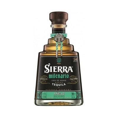 Sierra Tequila Milenario Anejo 100% Agave