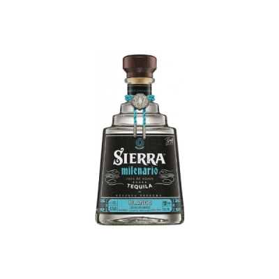 Sierra Tequila Milenario Blanco 100% Agave