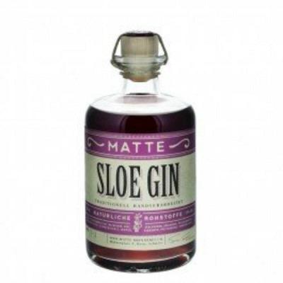 Matte Sloe Gin 50 cl