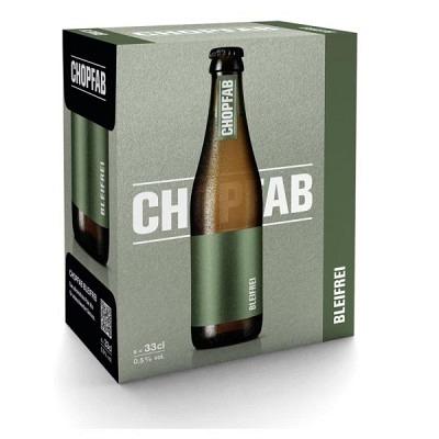 Chopfab Bleifrei 6x33 cl EW