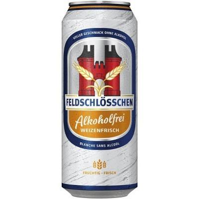 Feldschlösschen Weizenfrisch Dose 50 cl ..