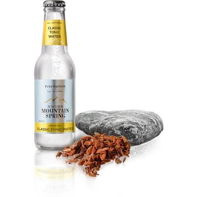 Swiss Mountain Spring All Natural Tonic ..