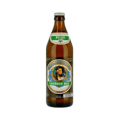 Augustiner Lager hell  MW 50 cl