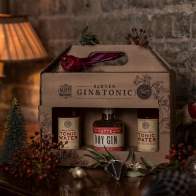 Berner Gin & Tonic Karton Kischtli