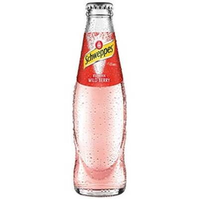 Schweppes Russian Wild Berry MW 33 cl