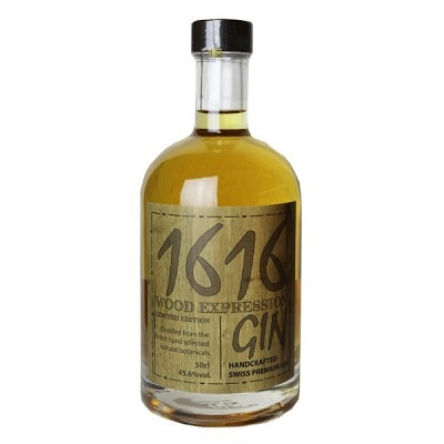 Gin 1616 Wood Expression, 50 cl