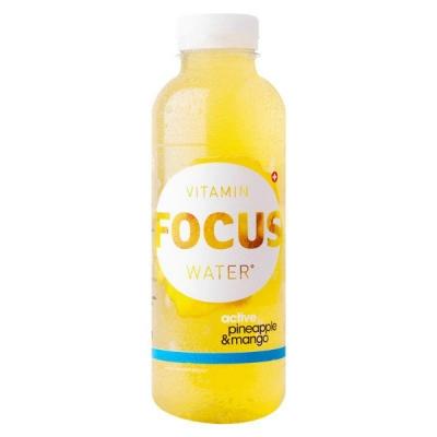 Focuswater Active Pineapple & Mango EW 5..