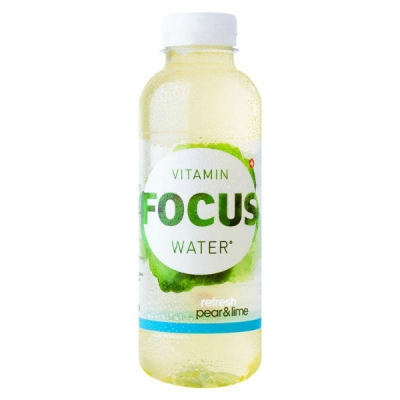 Focuswater Refresh Pear & Lime EW 50 cl