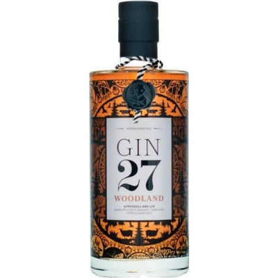 Gin 27 Woodland 70 cl