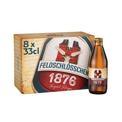 Feldschlösschen 1876 EW 33 cl