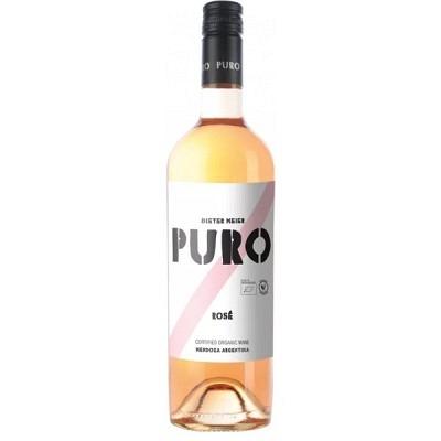 PURO Rosé, Biologisch Dieter Meier 75 cl