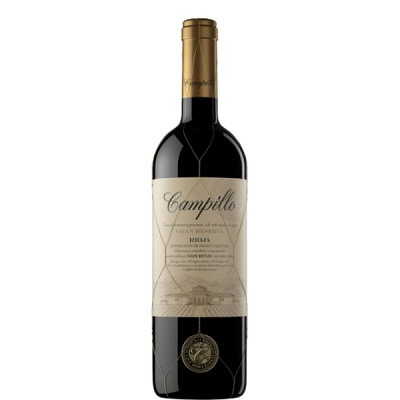 Campillo Gran Reserva Rioja DOCa