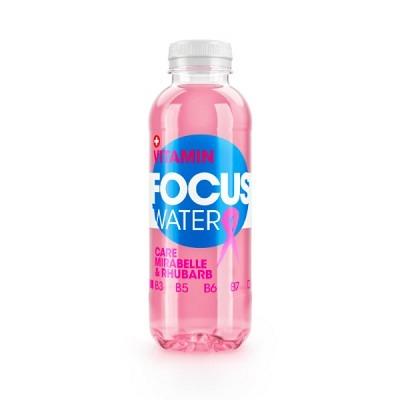 Focuswater Mirabelle & Rhabarber EW 50 cl