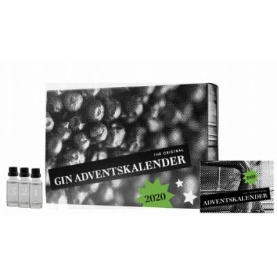 Adventskalender Gin 2020