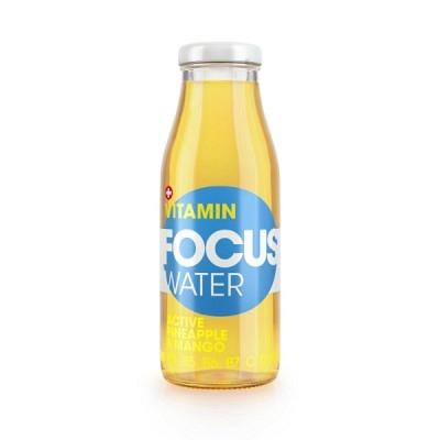 Focuswater Pineapple & Mango MW 50 cl