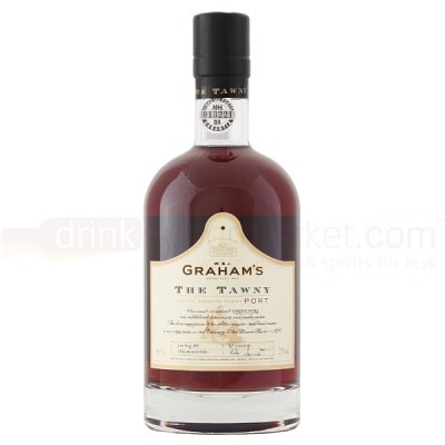 Graham's Port 20 y 75 cl Tawny Dose VDP