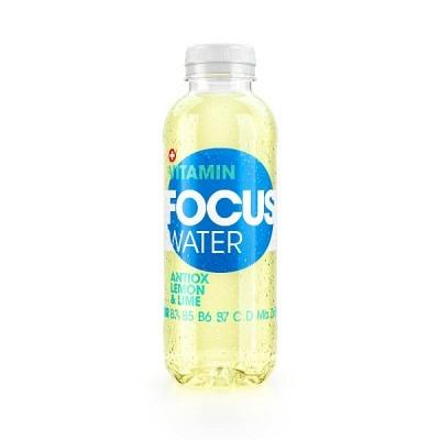 Focuswater Lemon Antiox EW 50 cl
