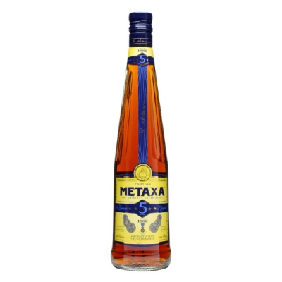 Metaxa5* Greek Brandy 70 cl