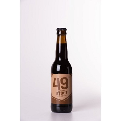49 Imperial Stout MW 24x33 cl