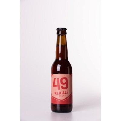 49 Red Ale MW 24x33 cl