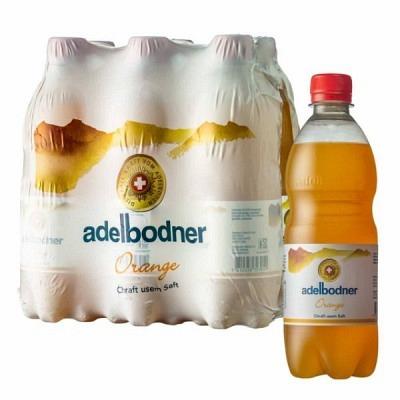 Adelbodner Orange EW 6x50 cl