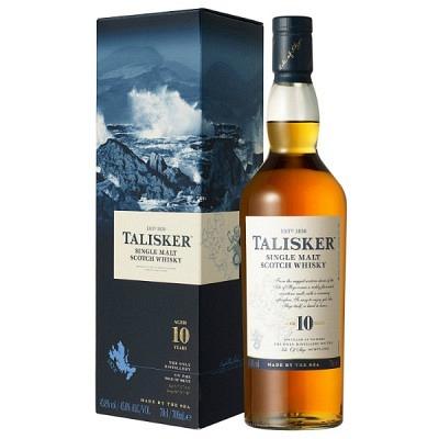 Talisker Malt, 10y, Whisky 70 cl