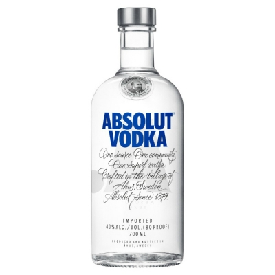 Absolut Wodka 70 cl