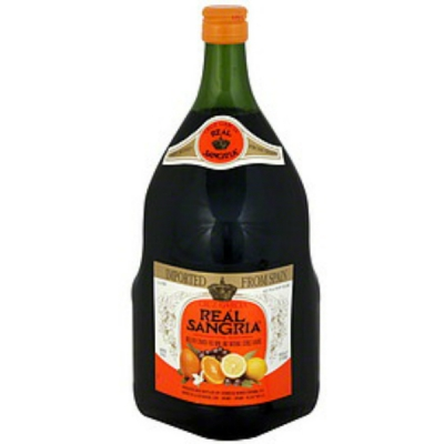 Sangria Real Cruz 150 cl Garcia Domecq B..