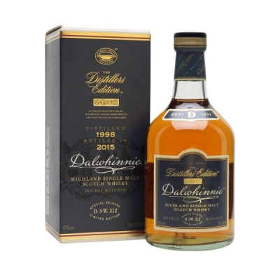 Dalwhinnie Single Malt Distillers Editio..