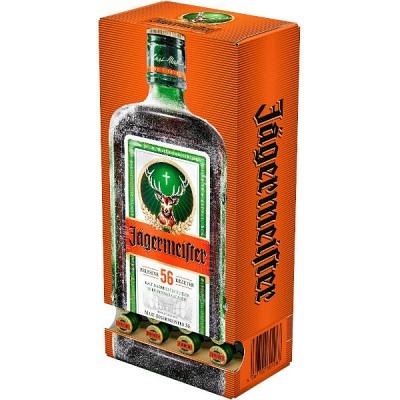Jägermeister 60x 2 cl