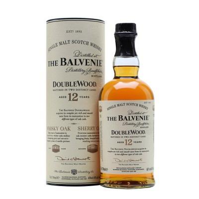 Balvenie 12 years Double Wood Single Mal..