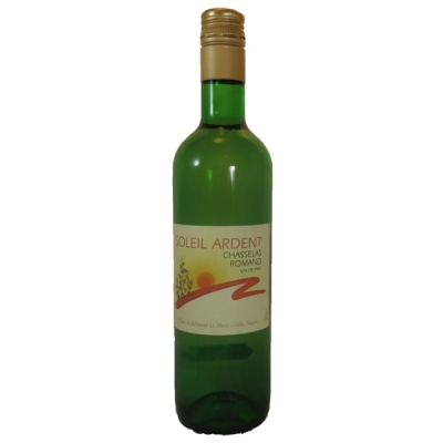 Chasselas Romand 50 cl Soleil Ardent, Ca..