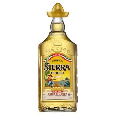 Sierra Tequila Gold 70 cl