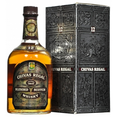 Chivas Regal  12 years 70 cl Premium Sco..