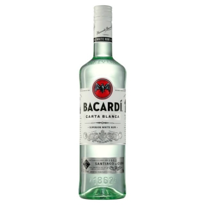 Bacardi Superior Carta Blanca 70 cl