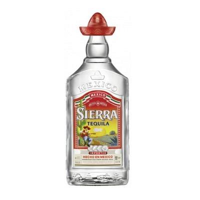 Sierra Tequila Silver 70 cl