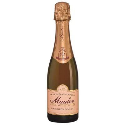 Mauler Cordon Or Demi-sec Rosé 37,5 cl