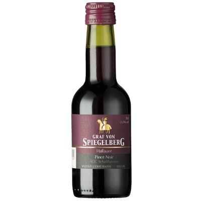 Hallauer Pinot Noir AOC 20 cl Graf von Spiegelberg