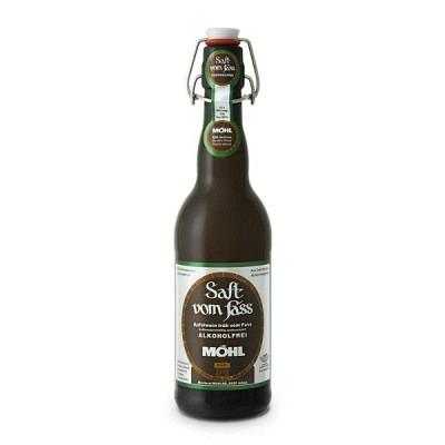 Möhl Saft trüb alkoholfrei MW 50 cl